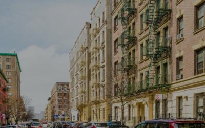 $16,850,000 in Upper Manhattan Buys a 107-Unit, Affordable Housing Portfolio.